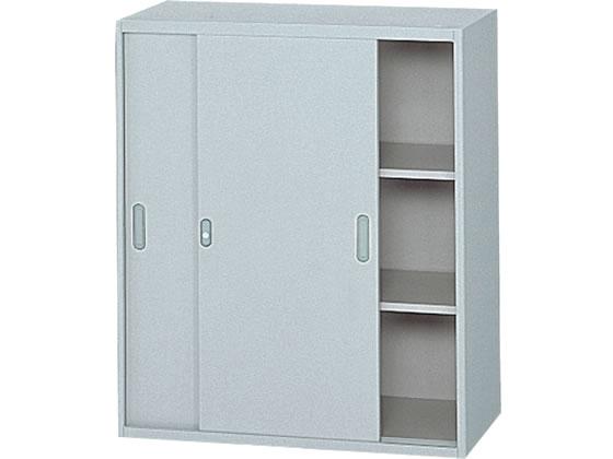 プラス/LX-5下置き 引戸 D450×H1100 ホワイト L5-105S W4