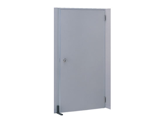 イトーキ/フレキシパネルL/スチールドアパネル 窓無し H1900×W1000