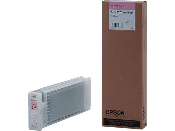 エプソン/インクカートリッジ ライトマゼンタ/SC3LM70