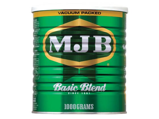 税込3000円以上で送料無料 MJB ベーシックブレンド1kg 初回限定 驚きの価格が実現