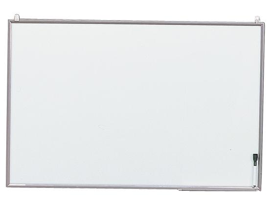 送料無料 アイリス 入手困難 アルミフレームホワイトボード NWA-69 シルバー 900×600mm 高額売筋