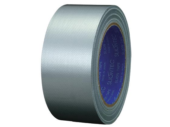 スリオンテック/カラー布テープ シルバー 50mm×25m 30巻/NO.0320