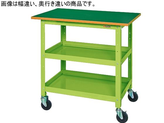 サカエ/ニューCSスペシャルワゴンW750 天板付 天板付 グリーン/CSSA-608T, ヒワサチョウ:6d42b52d --- officewill.xsrv.jp