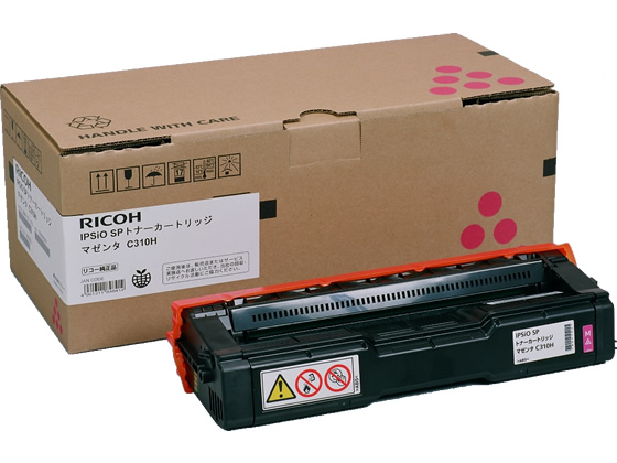 リコー/IPSiO SP トナーカートリッジ C310H マゼンタ/308502
