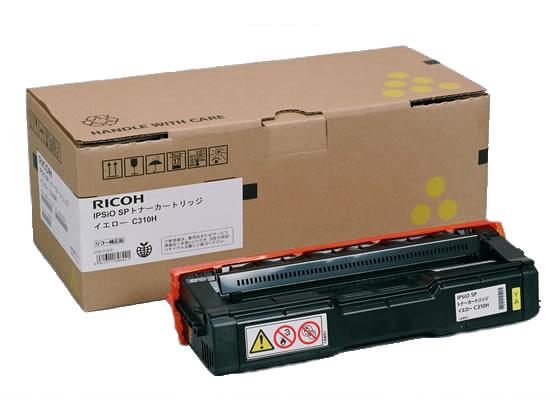 リコー/IPSiO SP トナーカートリッジ C310H イエロー/308503