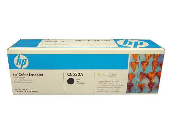 HP/プリントカートリッジ 黒/CC530A