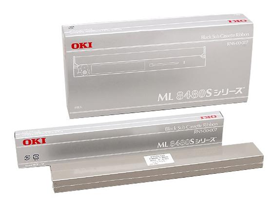 OKI/詰替え用インクリボン 6個/RN6-00-007