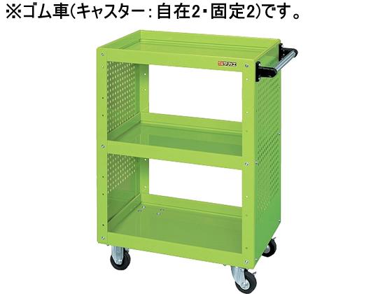 サカエ/ニューCSスーパーワゴンW600 グリーン/CSWA-608P, エアコン専門店 エアコンのマツ:e3b30de5 --- officewill.xsrv.jp