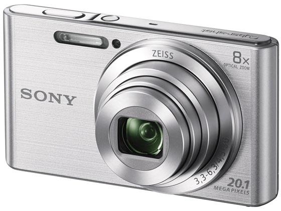 ソニー/デジタルスチルカメラ サイバーショット/DSC-W830 S