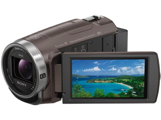 ソニー/デジタルHDビデオカメラ ハンディカム ブラウン/HDR-CX680 TI