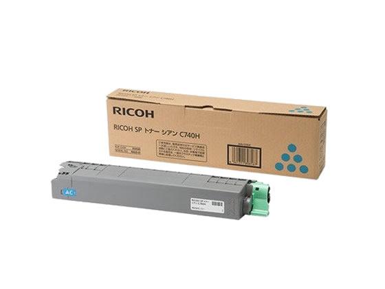 リコー/SPトナー シアン C740H/600585