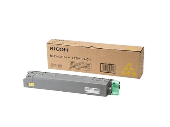 リコー/SPトナー イエロー C740H/600587