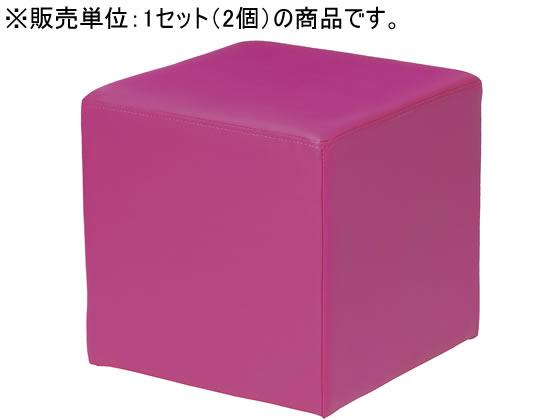 イノウエ/スツール 2個入 ピンク/QIC-400 PK