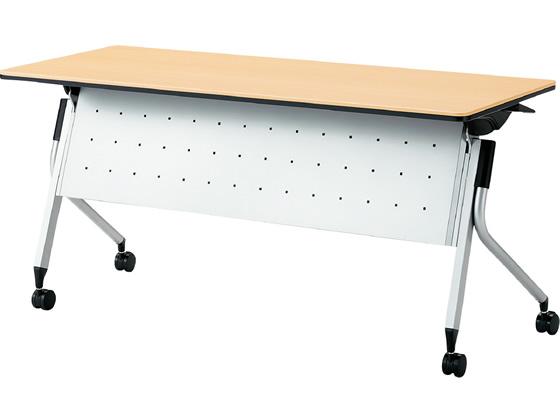 プラス W1500*D600 プラス/リネロ2/リネロ2 フォールディングテーブル W1500*D600 ホワイトメープル, エアホープ エアコンと家電の通販:580dd4eb --- officewill.xsrv.jp