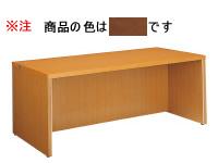 コクヨ/マネージメントN650 スタンダードテーブル(コンセント無) ブラウン