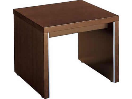コクヨ/マネージメントN650 応接コーナーテーブル W600 ブラウン【ココデカウ】