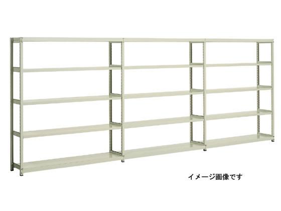 コクヨ/ノンボルト中量ラック 5段増連 W1850×D450×H2130