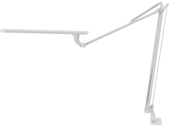 スワン電器/LEDアームライト LEDIC EXARM 970 ホワイト/LEX-970WH
