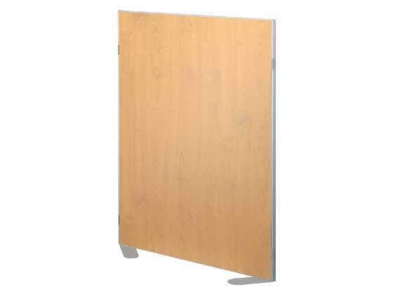 コクヨ/ホームパーティション 窓なし プリント紙 W900×H1500 木目