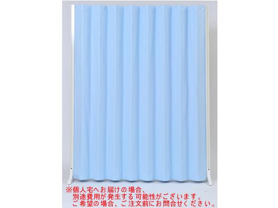 プラチナ万年筆/アコーデオンスクリーン ブルーH1650/ADS-No.16W C-11