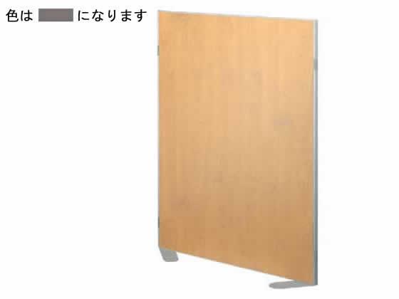 コクヨ/ホームパーティション 窓なし クロス張り W900×H1200 ブラウン