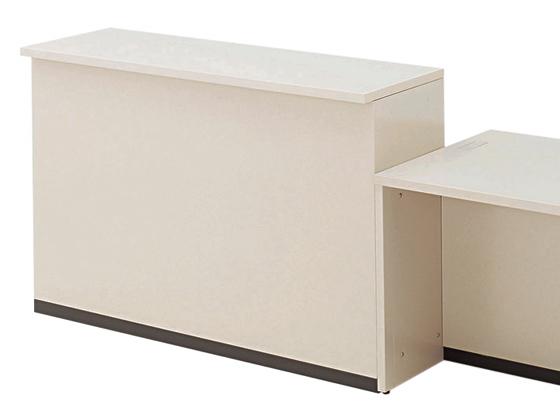コクヨ/ユニット型LD2 ハイカウンター 引戸 W900×H960 ナチュラルグレー
