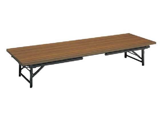 コクヨ W1800*D450チーク/脚折りたたみ式テーブルKT-L30和机 W1800*D450チーク, スポーツパラダイス:5f0565d7 --- officewill.xsrv.jp