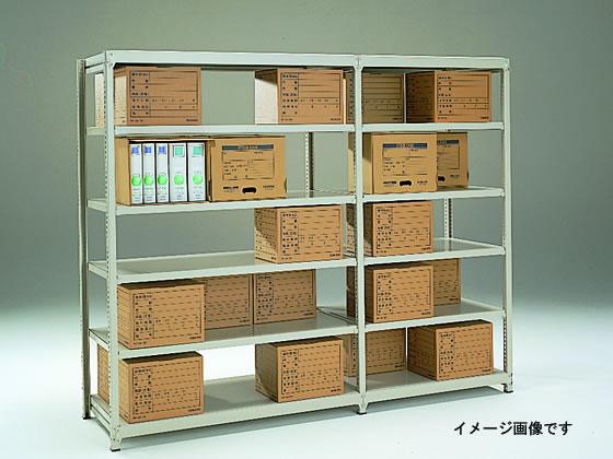 コクヨ/文書保存箱対応Jラック6段増連 W1800×D360×H2000【ココデカウ】