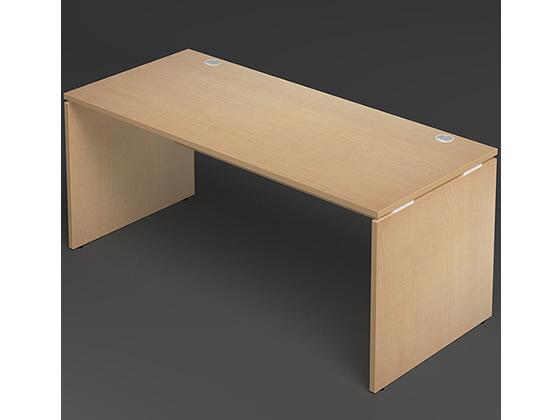 Garage/デスクAF 長方形タイプ Garage/デスクAF W1600×D700×H700 長方形タイプ 木目【ココデカウ W1600×D700×H700】, BRAND-ECO.co:3dc0525b --- officewill.xsrv.jp