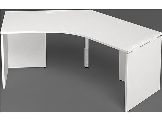 Garage/デスクAF L型タイプ135度天板 W1717×D1135×H700【ココデカウ】, CHAIR OUTLET:0c324816 --- officewill.xsrv.jp