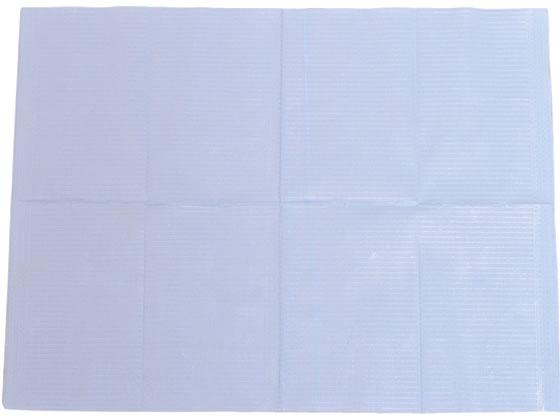 税込3000円以上で送料無料 デポー スーパーセール期間中ポイント10倍 伊藤忠 紙エプロン 100枚 ブルー セール特価 PAB-1