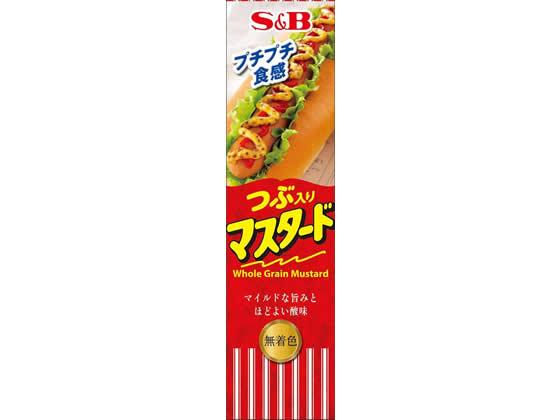 エスビー食品/つぶ入りマスタード 40g