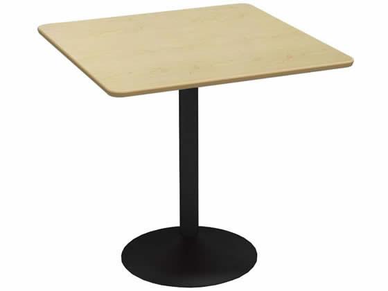 Y2K/カフェテーブル 直径75cm 角型 ナチュラル/CTRR-75S-NA