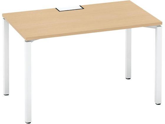 コクヨ/ワークフィット スタンダード片面 アジャスターW1200D700 WHナチュラル