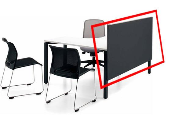 コクヨ W1600/ワークフィット デスクトップパネル 片面フロント用 ダルグレー W1600 ダルグレー, インクジェットロール紙専門店:f98462cb --- officewill.xsrv.jp