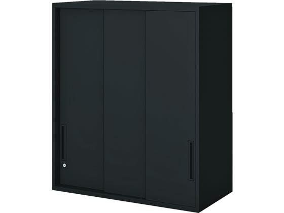 コクヨ 上置き高さ1050mm/システム収納 エディア エディア 上置き高さ1050mm 3枚引違いブラック, ごぼう先生介護予防DVD:189d0c08 --- officewill.xsrv.jp