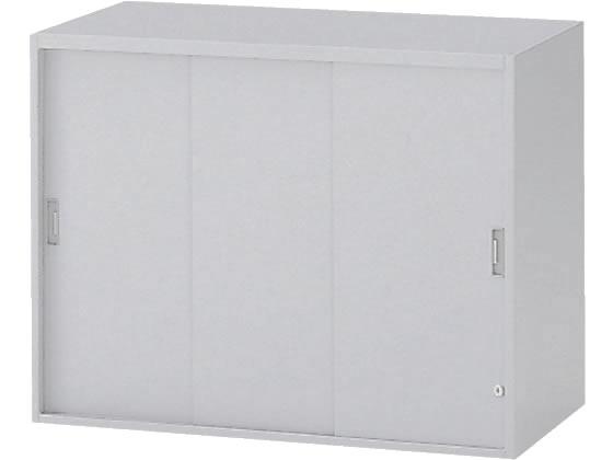 イトーキ/シンラインキャビネット 下置き 3枚引戸型 H692