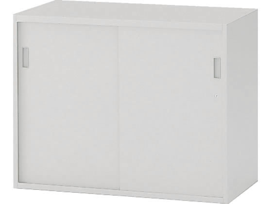 イトーキ/シンラインキャビネット 下置き 3枚引戸型 H1038