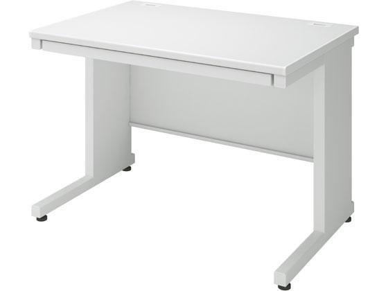 コクヨ/インベントデスク 平机 W1000×D700×H700 ホワイト【ココデカウ】