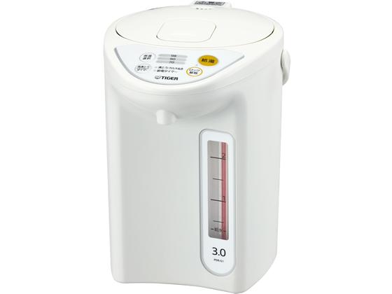 タイガー/マイコン電動ポット 3.0L/PDR-G301W