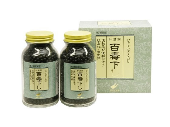 【第2類医薬品】薬)翠松堂製薬/百毒下し 5120粒