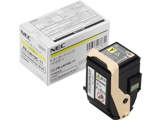NEC/PR-L9010C-11 トナー イエロー/PR-L9010C-11