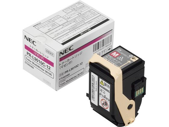 NEC/PR-L9010C-12 トナー マゼンタ/PR-L9010C-12