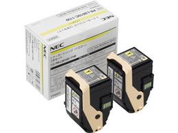 NEC/PR-L9010C-11W トナー イエロー(2本セット)/PR-L9010C-11W