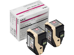 NEC/PR-L9010C-12W トナー マゼンタ(2本セット)/PR-L9010C-12W