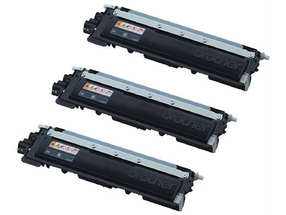 ブラザー/トナーカートリッジ ブラック3個入りパック/TN-290BK-3PK