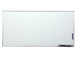 アイリスオーヤマ/アルミフレームホワイトボード 1800*900mm/AWB-918