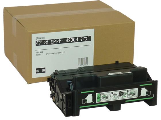 汎用/IPSiO SP トナーカートリッジ 4200H