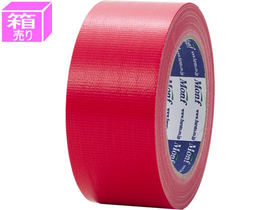 古藤工業/カラー布テープ 幅50mm*長さ25m 赤 30巻/NO890アカ