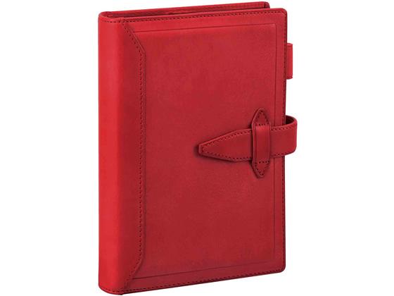 レイメイ/ダ・ヴィンチグランデ ロロマクラシック 聖書サイズシステム手帳 レッド